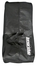 Longridge Pull Trolley Cover - schwarz