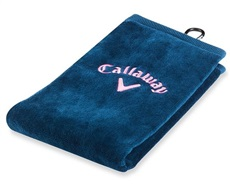 Callaway Uptown Trifold Golfhandtuch