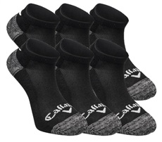 Callaway Performance Sports Low Cut 3-Pack Herren Socken