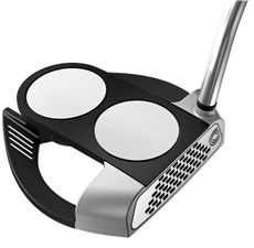 Odyssey Stroke Lab 2-Ball Fang putter, Oversize grip