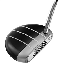 Odyssey Stroke Lab Tuttle putter, Oversize Grip
