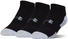 Under Armour HeatGear Tech Noshow 3Pack Herren Socken