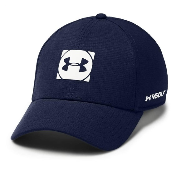 Under Armour Official Tour 3.0 Herren Cap, dunkelblau/weiss