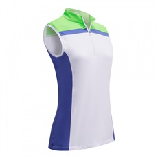 Callaway 3 Colour Block Damen Poloshirt