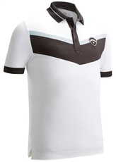 Callaway 3 Colour Blocked Herren Poloshirt