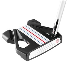 Odyssey Stroke Lab Triple Track Ten Putter, OS Griff