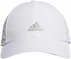 Adidas Performance Perforated Damen Cap, weiss