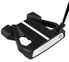 Odyssey Stroke Lab Black Ten S Putter + Pistol Griff