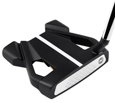 Odyssey Stroke Lab Black Ten S Putter + OS Griff