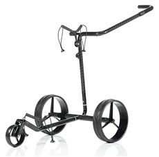 JuCad Carbon Travel 2.0 Elektrotrolley, schwarz
