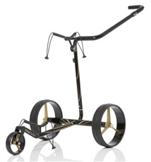 JuCad Carbon Travel Special 2.0 Elektrotrolley