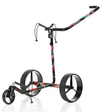 JuCad Carbon Travel Camouflage 2.0 Elektrotrolley