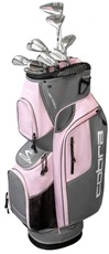 Cobra Speed XL Damen Golfset, graphit