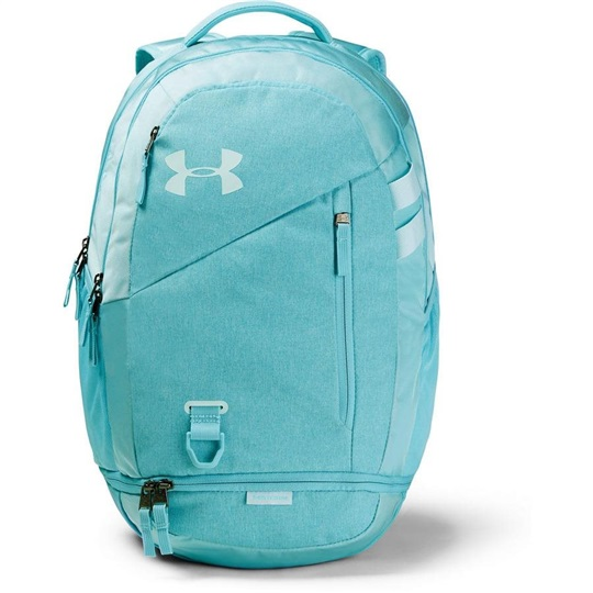 Under Armour Hustle 4.0 Rucksack, blau