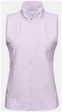 Under Armour Storm Revo Full Zip Damen Weste, crystal lilac