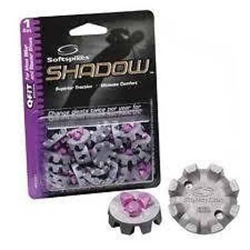 SoftSpikes Shadow Q-Fit Golf Spikes