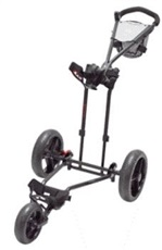 Big Max TI 1000 Junior Golftrolley - schwarz