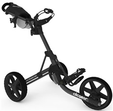 Clicgear 3.5+ Golf Trolley, matt schwarz