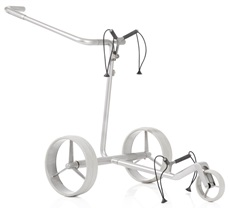 JuStar Carbon Light Elektrischer Trolley