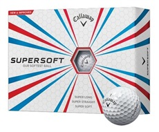 Callaway Supersoft Golfbälle