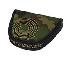Odyssey Camo Mallet Headcover/Puttercover