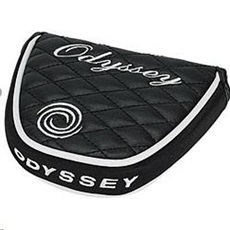 Odyssey Ladies Quilted Mallet Headcover/Puttercover