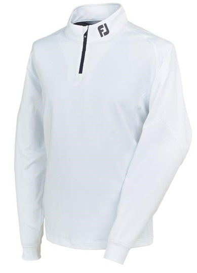 sale retailer 4561b c0107 FootJoy Chill-Out Herren Pullover - weiss