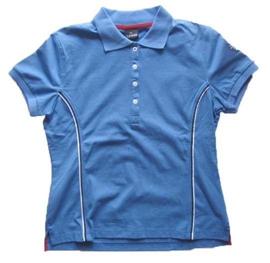 88d7c6129eaaa3 Ivanhoe Cilla Damen Poloshirt - blau   GolfBrothers.de