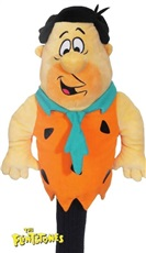 The Flintstones Fred Driver Headcover