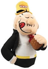 Popeye Wimpy Driver Headcover