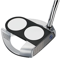 Odyssey Works 2Ball Fang Putter