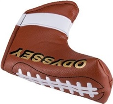 "<p style=""text-align: justify;"">Odyssey Football Blade Headcover/Puttercover</p>