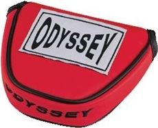 Odyssey Boxing Mallet Headcover/Puttercover
