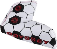 Odyssey Soccer Blade Headcover/Puttercover