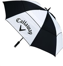 Callaway Double Canopy Clean Golf Regenschirm, 60""