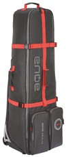 Big Max Aqua EZ Roller Travel Cover, schwarz/rot