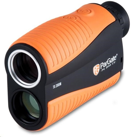 ParGate 2000 TPX Laser Distanzmesser, orange