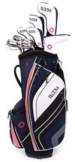 Cleveland Bloom Max Damen Golfset 2015, Graphit, RH