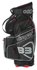 Clicgear B3 Cart Bag, schwarz