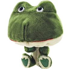 Big Golf Headcover, Frosch