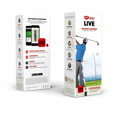 Game Golf Live Digital Analyser + Lesegerät