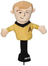 Star Trek Captain Kirk Driver Headcover