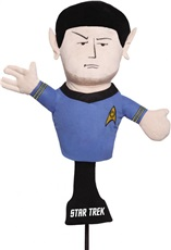 Star Trek Spock Driver Headcover