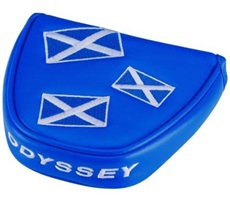 Odyssey Scotland Mallet Headcover/Puttercover
