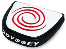Odyssey Tempest II Mallet Headcover Puttercover