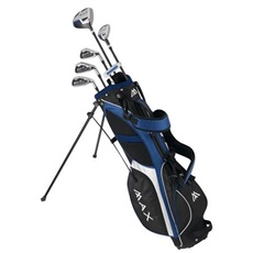 Big Max Junior Blue Supermax Junior Golfset, 8-12 Jahre