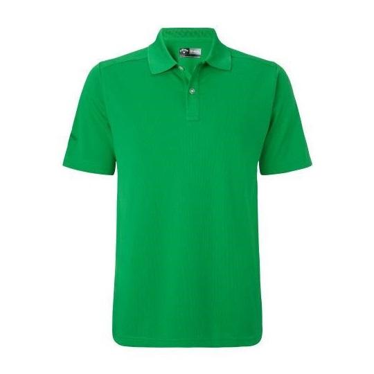reputable site cb298 c200c Callaway Opti-Dri Herren Golf Poloshirt, grün