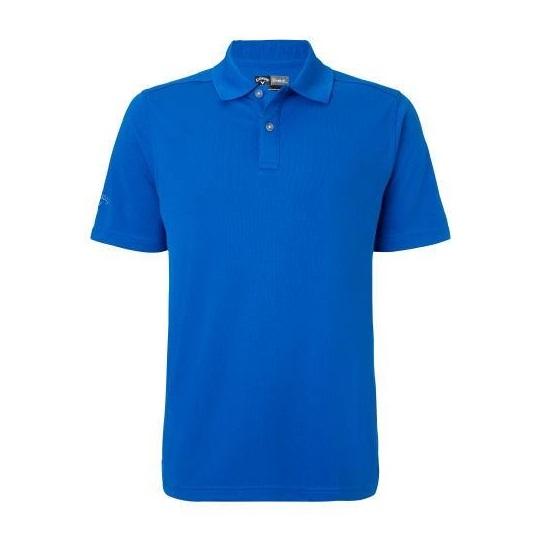 callaway opti dri herren golf poloshirt blau. Black Bedroom Furniture Sets. Home Design Ideas