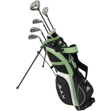 Big Max Junior Green Supermax Junior Golfset, 6-8 Jahre
