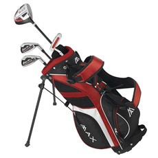 Big Max Junior Red Supermax Junior Golfset, 3-6 Jahre